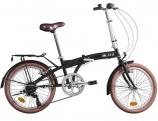 Bicicleta Blitz Dobrável City