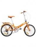 Bicicleta Blitz Dobrável Fish