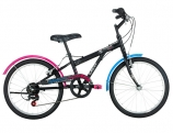 Bicicleta Caloi Monster High Aro 20