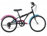 Bicicleta Caloi Monster High Aro 20