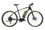 Bicicleta Elétrica Caloi E-Vibe City Tour Aro 700