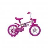 Bicicleta Infantil Fischer Ferinha Aro 12 Feminina