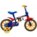 Bicicleta Infantil Fischer Ferinha Aro 12 Masculina