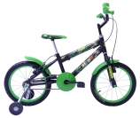 Bicicleta Mega Junior Ben 10 Aro 16
