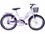Bicicleta Mega New Lady Gold Aro 20
