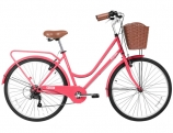 "Bicicleta Retrô Gama City Basic 26"""