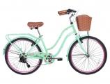 """Bicicleta Retrô Gama City Petite 24"""""""