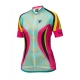 Blusa de Ciclismo Free Force Crystal
