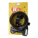 Cadeado Kingway 1,85mmX12mm com chave