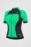 Camisa de Ciclismo Feminina Free Force Main Black