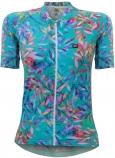 Camisa de Ciclismo Feminina Marcio May Funny Premium Caribbean