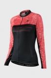 Camisa de Ciclsimo Feminina  Free Force Sport Frizz