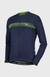 Camisa de Ciclsimo Masculina  Free Force Sober