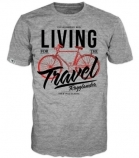 Camiseta RGD Living For The Travel