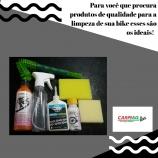 Kit Bike Clean Carmaq